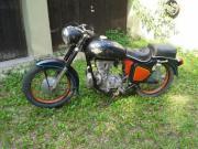 Suche alte Motorradteile,