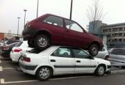 SUCHE : Parkplatz in