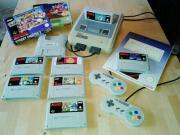 Suche Super Nintendo