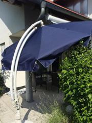 easy sun parasol kaufen gebraucht und g nstig. Black Bedroom Furniture Sets. Home Design Ideas
