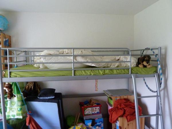ikea hochbetten neu und gebraucht kaufen bei. Black Bedroom Furniture Sets. Home Design Ideas