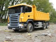 Tamiya Scania 6