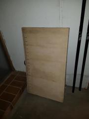 Tapeziertisch Holz mit