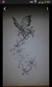 Tattoomodelle weiblich 18 -