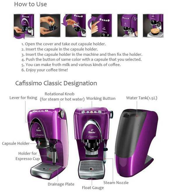 kaffeemaschine neu und gebraucht kaufen bei. Black Bedroom Furniture Sets. Home Design Ideas