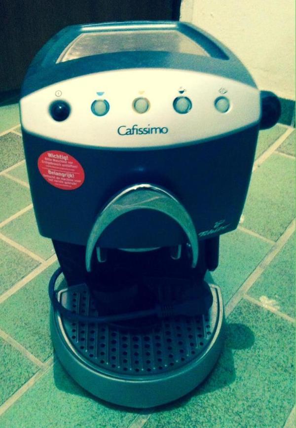 tchibo kaffee pad maschine in schwanstetten kaffee. Black Bedroom Furniture Sets. Home Design Ideas