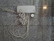 Techem Fußbodenventilstellersteuerung inklusive