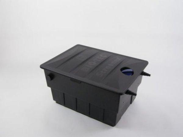 teichfilter koiteich oase biotec screenmatic 12 mit oase bitron 36c uvc kl rer in binau fische. Black Bedroom Furniture Sets. Home Design Ideas