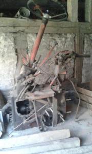 Teile für Traktor
