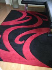 Teppich aus Baumwolle