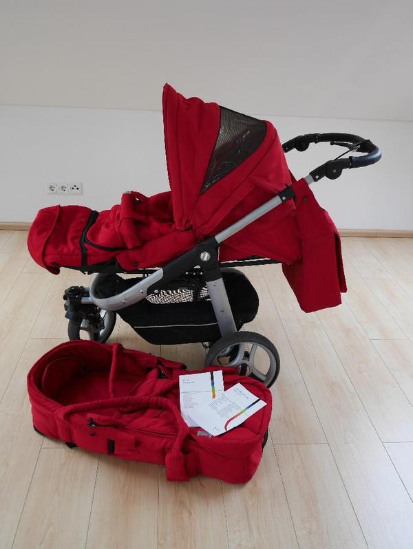 kinderwagen kombis neu und gebraucht kaufen bei. Black Bedroom Furniture Sets. Home Design Ideas