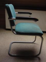 thonet freischwinger kaufen gebraucht und g nstig. Black Bedroom Furniture Sets. Home Design Ideas