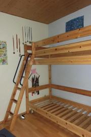 etagenbett kiefer kaufen gebraucht und g nstig. Black Bedroom Furniture Sets. Home Design Ideas