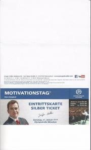 Tickets Jürgen Höllers