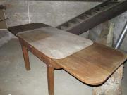 Tisch, antik, Eiche