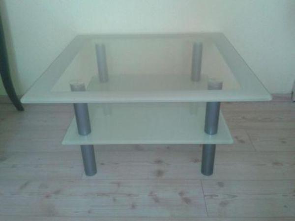 glastisch couchtisch neu und gebraucht kaufen bei. Black Bedroom Furniture Sets. Home Design Ideas