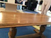 Tisch, Holz, Eiche