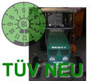 Traktor Deutz D2506