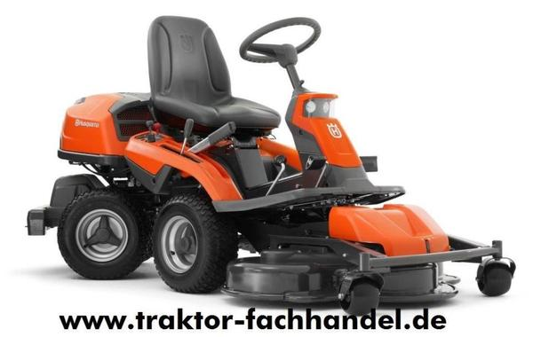 traktor husqvarna rider und rasentraktor. Black Bedroom Furniture Sets. Home Design Ideas
