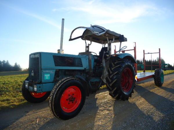 traktor hanomag brilliant 601 oldtimer schlepper patina. Black Bedroom Furniture Sets. Home Design Ideas