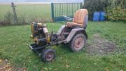 Traktor Kleintraktor Schlepper