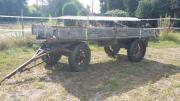 Traktoranhänger zu verschenken