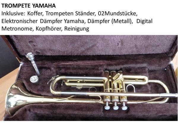 trompete yamaha ytr 2320 e in neu isenburg. Black Bedroom Furniture Sets. Home Design Ideas