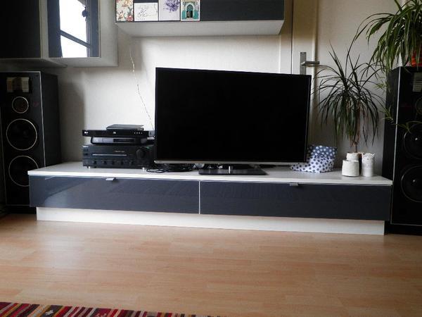 tv sideboard xynto cs schmal fernsehunterschrank in. Black Bedroom Furniture Sets. Home Design Ideas
