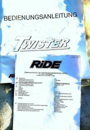 Twister Ride Div.