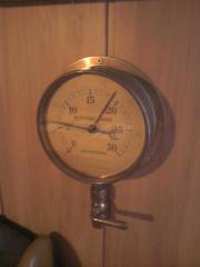 U-Boot-Tiefenmesser