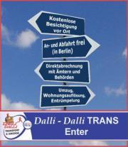 Umzugsservice & Transporte aller Art an! Kurierfahrten durch ganz Berlin gebraucht kaufen  Berlin Neukölln