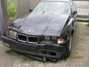 Unfall BMW 318