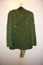 Uniform Polizei Bayern