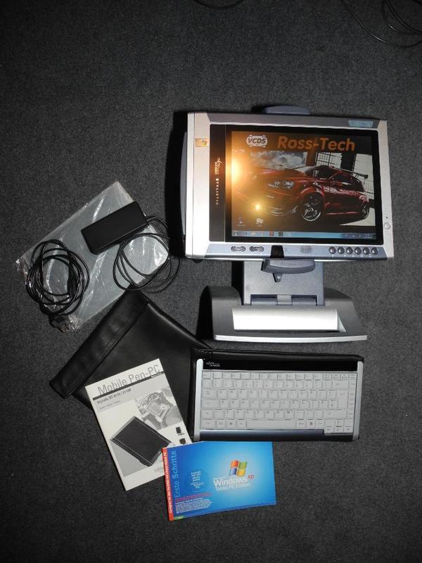 vag kfz diagnosetester volldiagnose tester mit tablet pc. Black Bedroom Furniture Sets. Home Design Ideas