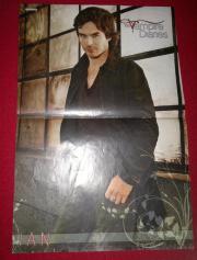 Vampire Diaries Poster -