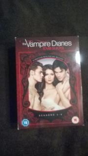 VAMPIRE DIARIES Staffel