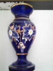 Vasen Drei schöne unbenutzte Vasen, Höhe 23cm- 28cm, eine Kristallvase dabei, 28,- D-19406Sternberg Heute, 19:34 Uhr, Sternberg - Vasen Drei schöne unbenutzte Vasen, Höhe 23cm- 28cm, eine Kristallvase dabei