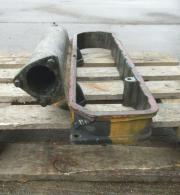 Ventildeckelgehäuse Ausgangskrümmer Belarus