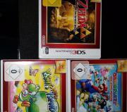 Verkaufe 3 3DS