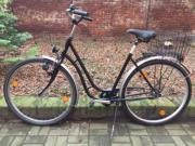 verkaufe Fahrräder in