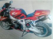 Verkaufe Honda CBR900RR