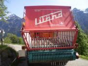 Verkaufe Lüand Aufbauladewagen