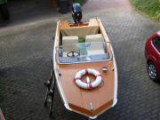 Verkaufe Motorsportboot mit