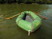 Verkaufe nostalgisches Schlauchboot