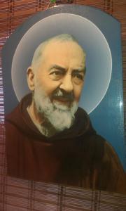 Verkaufe Pater Pio