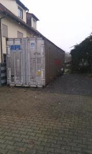 Verkaufe Seecontainer 12*