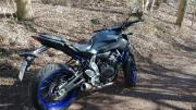 Verkaufe Yamaha MT07