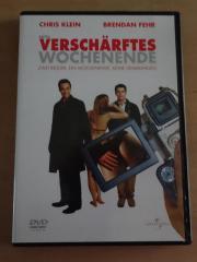 Verschärftes Wochenende DVD