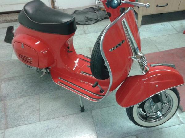 vespa 50 n special 1979 komplett restauriert in waiblingen. Black Bedroom Furniture Sets. Home Design Ideas