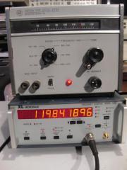 VHF Meßsender
